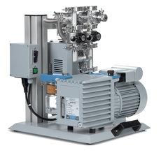 high-vacuum pumping units
