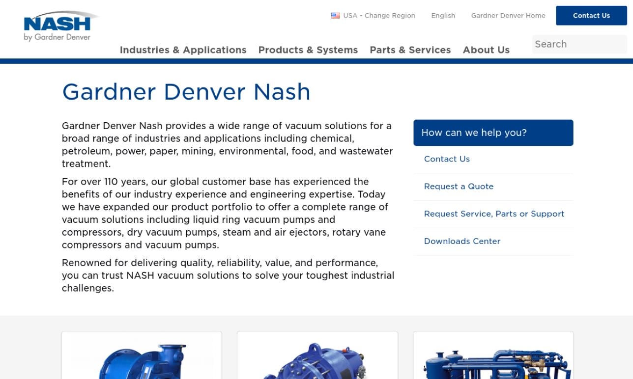 Gardner Denver Nash LLC