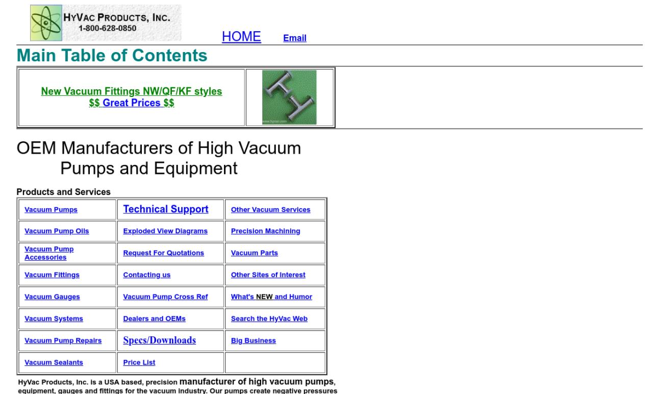 HyVac Products, Inc.