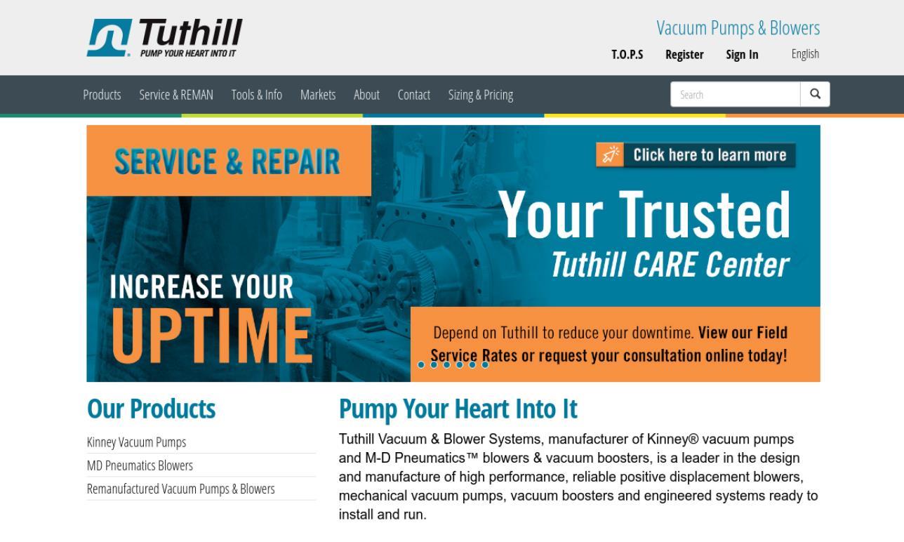 More Vacuum Pump Manufacturer Listings