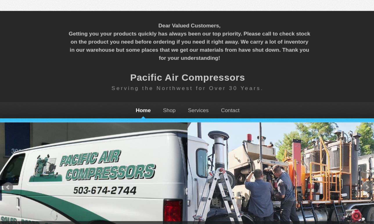 Pacific Air Compressors